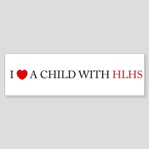 HLHS Bumper Sticker